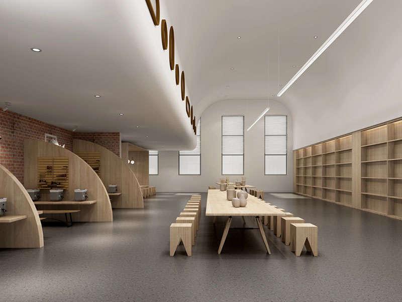 美术陶艺室