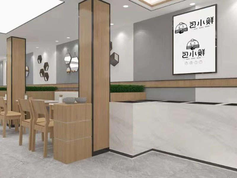 济南网红餐厅装修