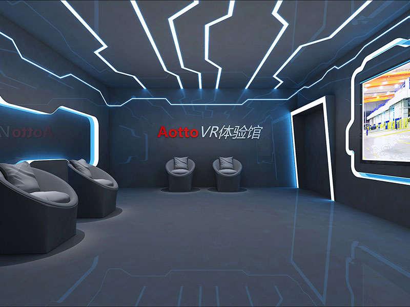 奥图科技-VR体验馆