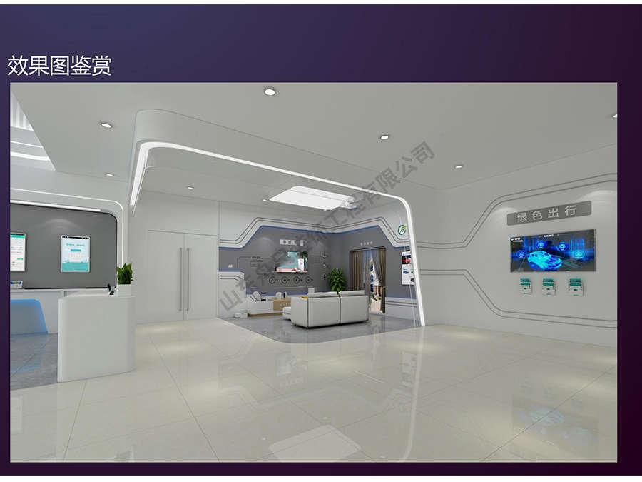 济南展厅装修