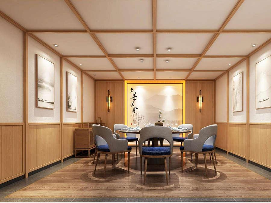 济南餐厅装修