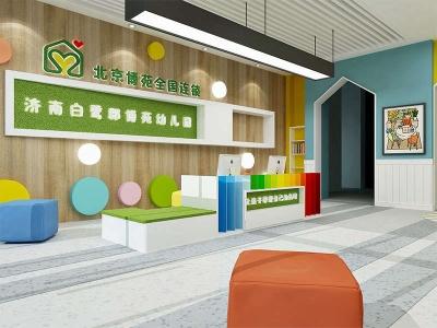 济南教育培训机构装修