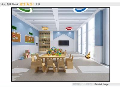 济南幼儿园装修