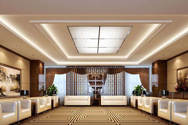 济南办公室装修设计图
