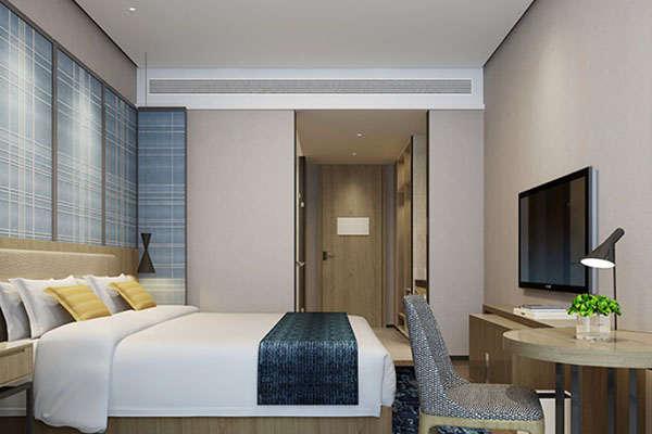 济南酒店装修设计图