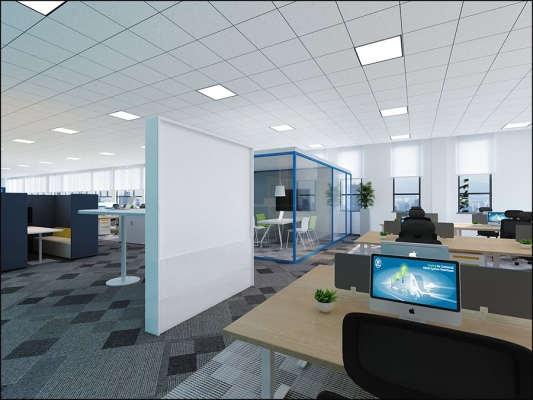 公司装修办公室